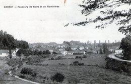 (138) CPA   Darney   Faubourg De Bains Et De Plombieres   (Bon Etat) - Andere Gemeenten