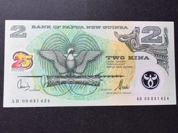 PAPUA NEW GUINEA P21 2 KINA 2000 UNC - Papua Nuova Guinea