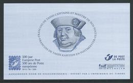 Tassis 500 J. Europese Post - Belgique
