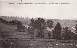 LES FOURGS (Doubs) - Les Hameaux De Haute-Joux Et De L'Orgière. Edition CLB. Non Circulée. Bon état. - France