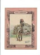 Cahier Géographique OCEANIE Fidji Viti  Protège-cahier Couverture 220 X 175 Bien 3 Scans - Protège-cahiers