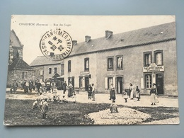 Champéon - Rue Des Loges - Autres Communes