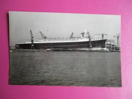 "CPA  PAQUEBOT ""LE FRANCE"" 11 MAI 1960 - Dampfer"