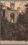 CPA 69 - Saint Cyr Au Mont D'Or - L'Ermitage Du Mont Cindre, Jeanne D'Arc - Unclassified