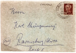 DDR Cover-front 1951 ... Ak629 - DDR