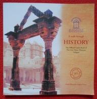Guide Officiel De The City Palace Museum D'Udaipur : A Walk Through History - Histoire De L'Art Et Critique