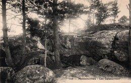 Carte Postale Ancienne - Non Circulé - Dép. 45 - MALESHERBES - Les Catacombes - Malesherbes