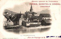 12842   GRENOBLE   MAISON  SPACIALE DE TROUSSEAUX PERRIN RABATEL & CHENAL - Grenoble