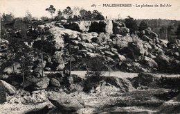Carte Postale Ancienne - Non Circulé - Dép. 45 - MALESHERBES - Le Plateau De BEL AIR - Malesherbes