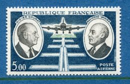 France - Poste Aérienne - YT PA N° 46 - Neuf Sans Charnière - 1971 - 1960-.... Mint/hinged
