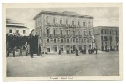 CARTE POSTALE ITALIE / TRAPANI GRAND HOTEL - Trapani