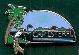 @@ Golf Cap Esterel EGF (démon Et Merveilles) @@vi01 - Golf