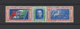 ITALIE .  YT  PA  N° 48  Neuf *  1933 - 1900-44 Victor Emmanuel III