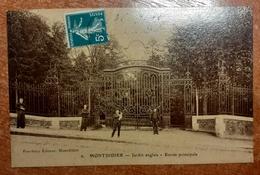Montdidier.....E19.jardin Anglais Animée - Montdidier