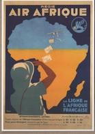 ENTIER POSTAL AEROPOTALE AIR AFRIQUE. CADEAU DE LA POSTE VOIR SCANS - Entiers Postaux