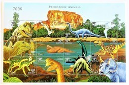 Bhutan 1999**Mi.1876-87 Prehistoric Animals MNH [12;167] - Briefmarken