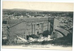 84 - Orange - Vue Générale Et Le Théatre Romain - Orange