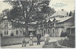 """Vielsalm - Écuries Du Château """"Chez -Nous"""" (ca. 1913) - Vielsalm"""