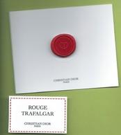 DOUBLE CARD + PETITE CARD - Cartoline Profumate