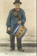 Carte Postale LUCEN (Vendée) TAMBOUR DE VILLE Repiquage Voir Scans - France
