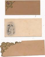 J59 - Lot De 3 Cartes Diverses Vierges - Altri