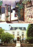 N°4437 T -cpsm Hôtel Villa Marie Louise  -Enghien Les Bains- - Hotels & Gaststätten