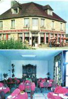 """N°4438 T -cpsm May Sur Orne (14) Hotel Restaurant """"la Truite D'or"""" - Hotels & Gaststätten"""