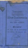 J59 - Petit Album De Décalcomanies - Nouveauté Instructive - Other