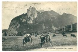 Le Vercors Pittoresque - Les 3 Pucelles - France
