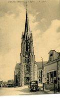 53 DENAZE Eglise, Place De L'église - Altri Comuni