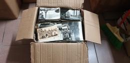 Scatolone Con Lotto Di 5000 Cinquemila Cartoline Bianco E Nero Varie - Cartoline