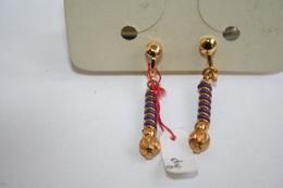 Boucles D'oreilles Clips - Earrings