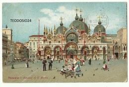 VENECIA VENETO 1912 Basilica Di San Marco. - Venezia (Venice)