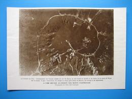 (1923) A 2000 Mètres Au-dessus Des Monts D'Auvergne. Le Sommet Du Puy-de-Dôme - Vieux Papiers