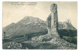 Dauphiné -  Environs De Grenoble - La Tour Sans Venin Et Le Moucherotte - France