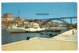 PORTO. VISTA PARCIAL PUENTE D. LUIS 12 - Porto