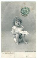 Alterocca Terni 3774 - Enfant Bébé Sur Son Pot - Fillette - Neonati