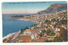 Monaco -  MONTECARLO - 1933 - Monte-Carlo