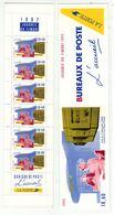 France // 1992 // Bande De Carnet No.BC 2744A Neuf** Non Plié, Journée Du Timbre 1992 - Dia Del Sello