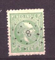 Nederlands Indië - Dutch Indies 8 Used (1876) - Niederländisch-Indien