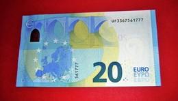 20 EURO FRANCE U013 I6 - U013I6 - UF3367561777 - NEUF - UNC - 20 Euro