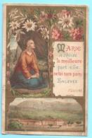 Image Pieuse, Chromo. Notre-Dame D'Aiguebelle. - Images Religieuses