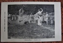 """ POILU'S PARK ""  COURSE EN SAC Militaria Guerre 1914-1918 - War 1914-18"