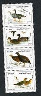 2002 - Syria - Syrie - Birds - Oiseaux - Complete Set 4 V MNH** - Other