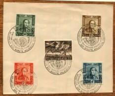 TP 807/810 + 810A Centenaire Du 1er TP  Sur L Obl 1er Jour Du  1 VII 1949 - Altri