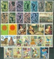 SAN MARINO - 1970 - Annata Completa - 30 Valori - Year Complete ** MNH/VF - Annate Complete