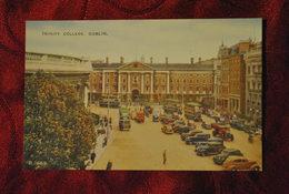 Irlande Dublin Trinity College Voitures - Dublin