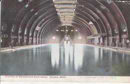 Helena - Interior Of Broadwater Natatorium - Helena