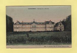 Courcemont - Chateau De La Daviere - Altri Comuni