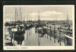 AK Uetersen / Holstein, Stichhafen - Uetersen